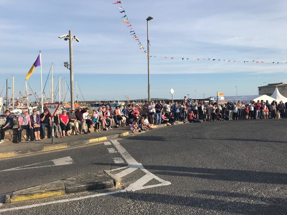 Kilmore Quay Seafood Festival Glen Fuels Opening Parade